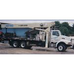 National Boom Truck Crane 33 Ton