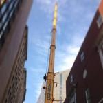 275 ton Crane in Boston