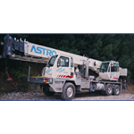 40 Ton Terrain Terex Crane