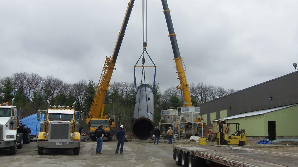 165 Ton Liebherr Crane | Our Crane Fleet | Astro Crane