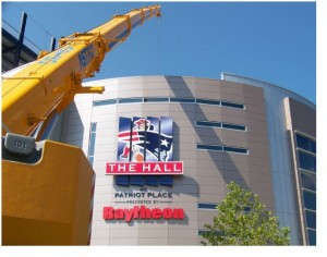 Massachusetts Crane Rental Company