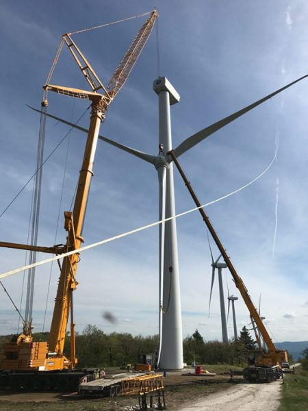 600 Ton Liebherr Crane | Our Crane Fleet | Astro Crane