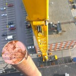 View from the Crane