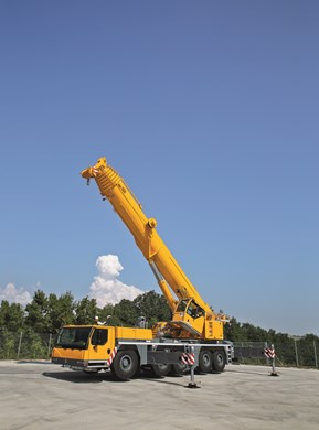 Crane Rigging and Rental in New England | Astro Crane