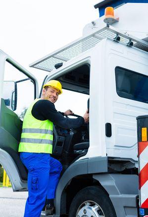 Construction Crane Maintenance