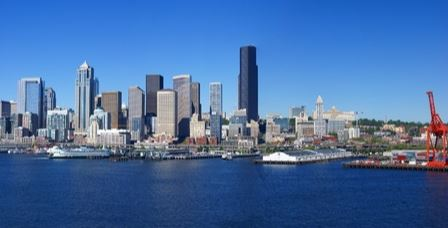 Seattle and Construction Cranes