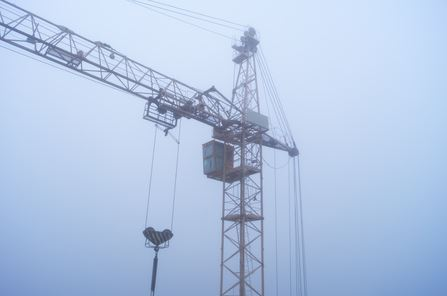 Crane Operators and Bad Weather