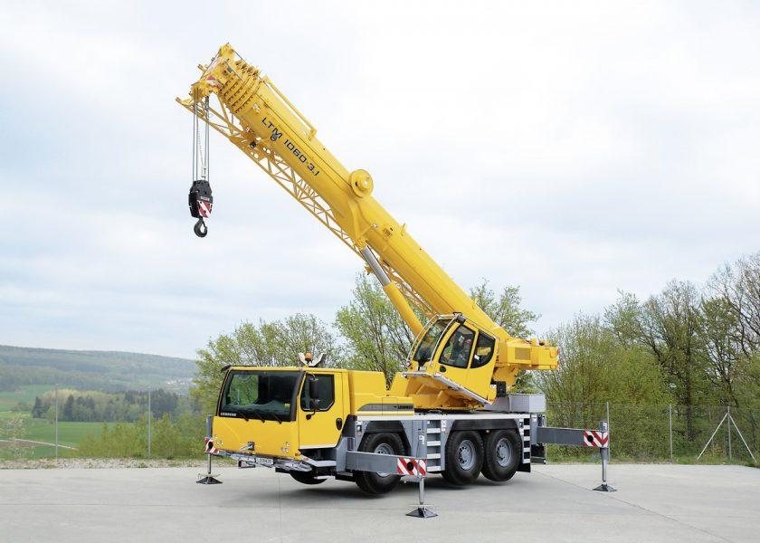 70 Ton Liebherr Crane | Astro Crane