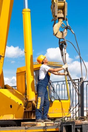 Crane Operation Practices