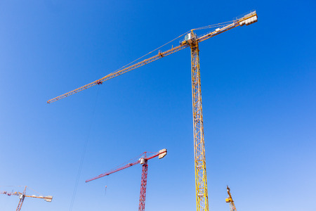 Crane Rigging for Construction Projects