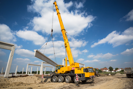 Construction Crane Rental Companies